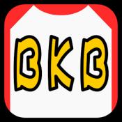 Androidアプリ「BKB!BKB!」のアイコン