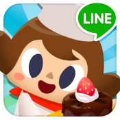Androidアプリ「LINE 童話のパティスリー」のアイコン