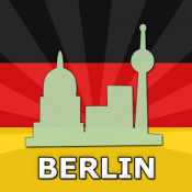 Androidアプリ「ベルリン 旅行ガイド」のアイコン