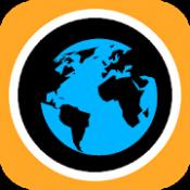 Androidアプリ「海外の友達を作る「Airtripp」海外旅行に行った気分」のアイコン