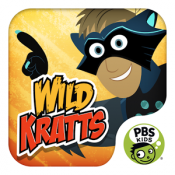 Androidアプリ「Wild Kratts Creature Power」のアイコン