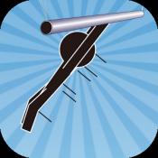 Androidアプリ「棒人間の大車輪」のアイコン