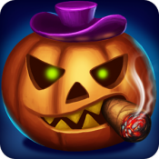 Androidアプリ「Pumpkins vs. Monsters」のアイコン