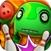 Androidアプリ「Crazy Monster Bowling」のアイコン