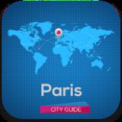 Androidアプリ「パリガイド、ホテル、天気、イベント、マップ、モニュメント」のアイコン