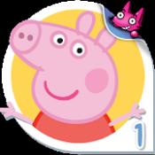 Androidアプリ「Peppa Pig 1-1」のアイコン