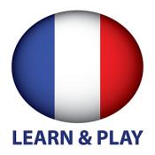 Androidアプリ「学び、遊びます。フランス語 +」のアイコン