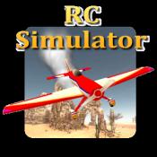 Androidアプリ「3Dラジコン飛行機シミュレータ - RC FlightS」のアイコン