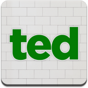 Androidアプリ「TED Live Wallpaper」のアイコン