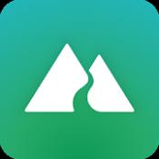 Androidアプリ「ViewRanger トレイル&地図」のアイコン