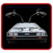 Androidアプリ「DeLorean Time Circuit」のアイコン