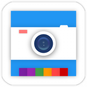 Androidアプリ「#SquareDroid: Full Size Photos」のアイコン