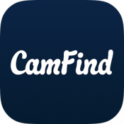 Androidアプリ「CamFind - Visual Search Engine」のアイコン