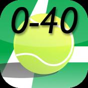 Androidアプリ「Love40(テニススコアボード)」のアイコン