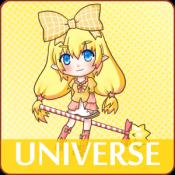 Androidアプリ「MagicalJumper UNIVERSE」のアイコン