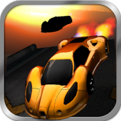 Androidアプリ「Jump Racer」のアイコン