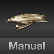 Androidアプリ「HARRIER Mobile Manual」のアイコン