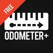 Androidアプリ「オドメーター+ フリー」のアイコン
