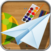 Androidアプリ「Awesome Paper Planes Flyer」のアイコン