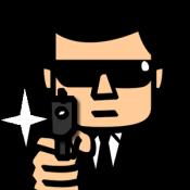 Androidアプリ「ぐるぐるガンマン」のアイコン