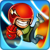 Androidアプリ「Rock Runners」のアイコン