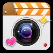 Androidアプリ「手軽に動画スタンプ作成! Decomotion」のアイコン