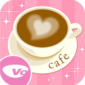 Androidアプリ「恋cafe」のアイコン
