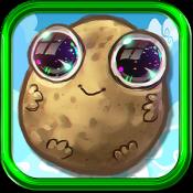 Androidアプリ「Flappy Potato」のアイコン