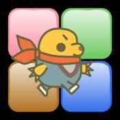 Androidアプリ「穴掘りパズル」のアイコン
