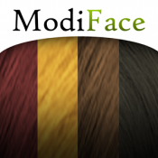 Androidアプリ「Hair Color」のアイコン