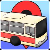 Androidアプリ「全国バス経路マップ」のアイコン