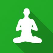 Androidアプリ「瞑想音楽 - リラックス、ヨガ」のアイコン