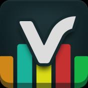 Androidアプリ「Vodio」のアイコン