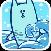 Androidアプリ「犬釣り Episode 1 -伝説のいぬぎょを釣れ」のアイコン