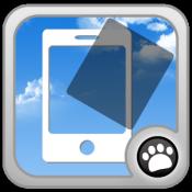 Androidアプリ「ナチュラルフィルター(プライバシーガードのぞき見防止機能)」のアイコン
