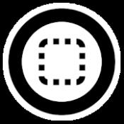 Androidアプリ「広告無し ハイドスクリーン(HideScreen)一瞬で画面を隠す覗き見防止プライバシーフィルター」のアイコン