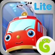 Androidアプリ「GoccoしょうぼうしゃLite - 子ども向け消防士ゲーム」のアイコン