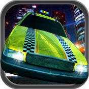 Androidアプリ「Crazzy Taxi Lite」のアイコン