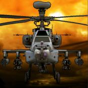 Androidアプリ「戦闘ヘリコプター3D飛行」のアイコン