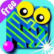Androidアプリ「Wee Kids Mazes Free」のアイコン