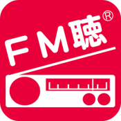 Androidアプリ「FM聴 for FMいわき」のアイコン