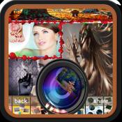 Androidアプリ「写真のコラージュ - 写真編集」のアイコン