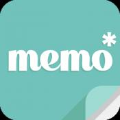 Androidアプリ「ふって簡単メモ mato*memo まとめも-無料」のアイコン