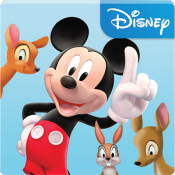 Androidアプリ「Mickey's Wildlife Count Along」のアイコン