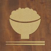 Androidアプリ「フードログ(e-shopsローカル)」のアイコン