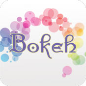 Androidアプリ「Insta bokeh :  blend camera」のアイコン