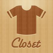 Androidアプリ「myクローゼット/着回し・コーディネートのファッション管理」のアイコン