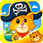 Androidアプリ「Amazing Pirate Puzzle For Kids」のアイコン
