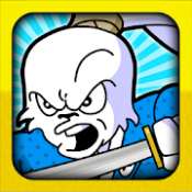 Androidアプリ「Usagi Yojimbo:Way of the Ronin」のアイコン