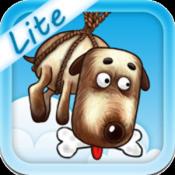Androidアプリ「わんこの空中散歩! Lite」のアイコン